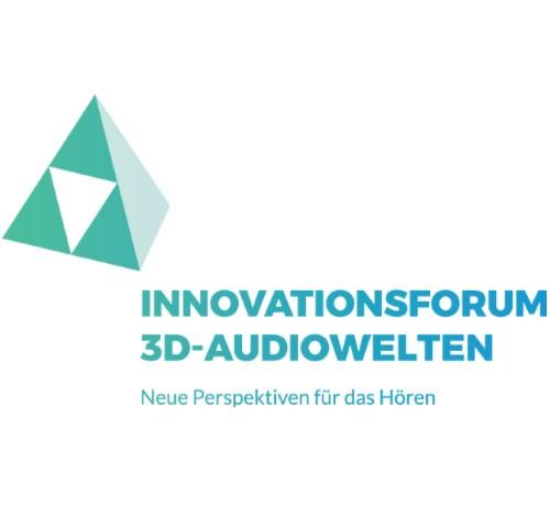 Innovationsforum 3D-Audiowelten