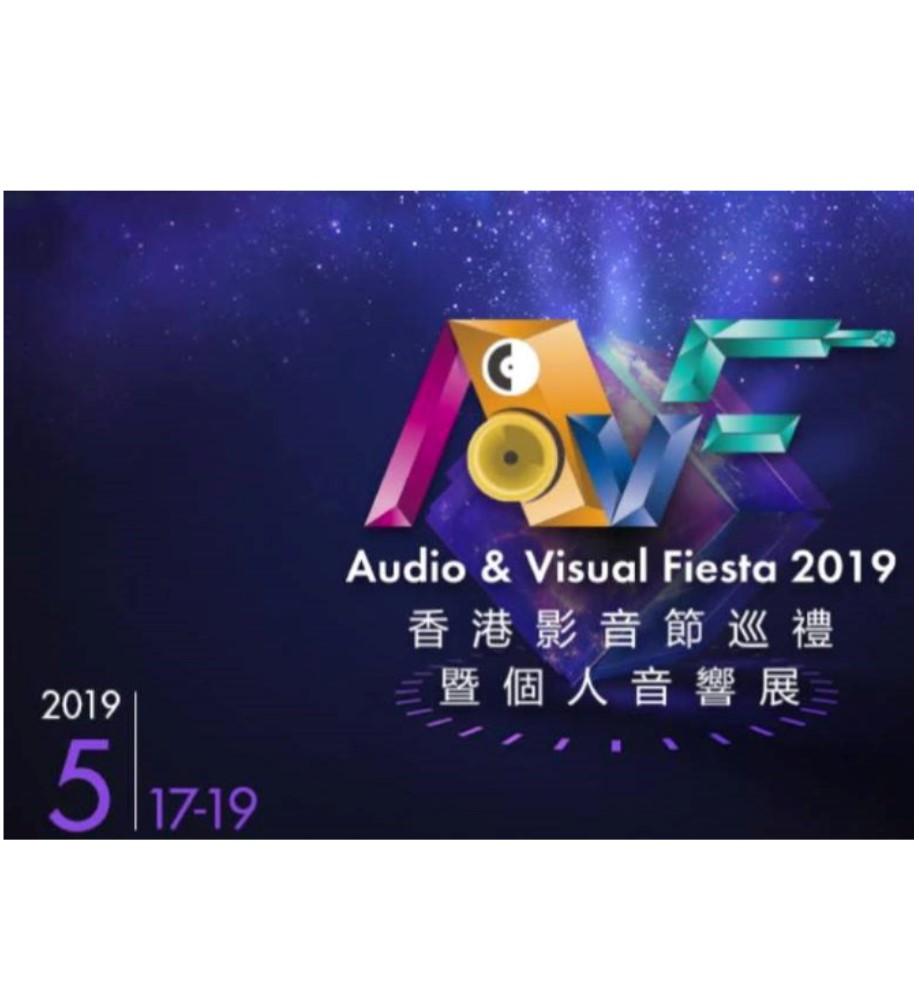 Hong Kong High-End Audio and Visual Show 2019