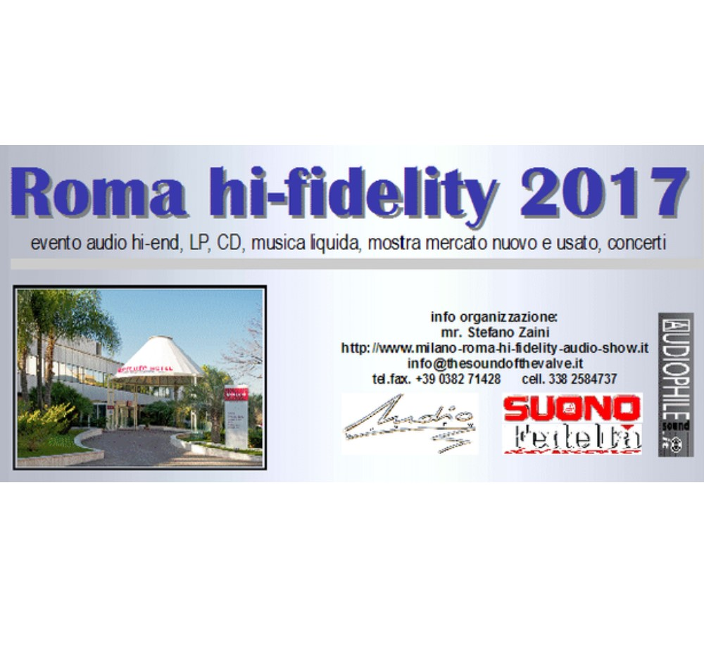 Roma hi-fidelity 2017