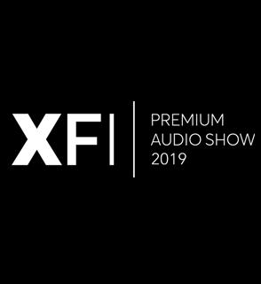XFI Premium Audio show