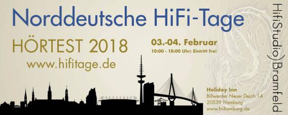 Norddeutsche Hifitage 2018